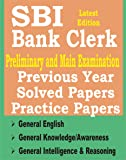 SBI - Bank Clerk 2018: Previous Year Papers & Practice Papers