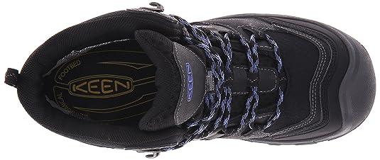 6c98ba04d5 KEEN Logan Mid WP W Chaussures de randonnée black: Amazon.fr: Chaussures et  Sacs