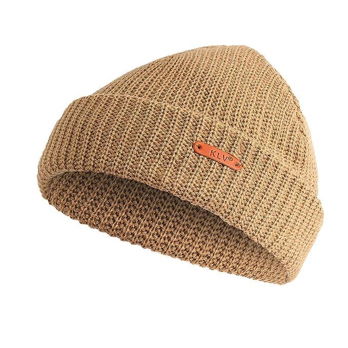 84ecf183b XINBONG Hat Casual Beanies for Men Women Warm Knitted Winter Hat ...