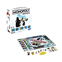Deals on Hasbro Monopoly Gamer Collectors Edition