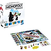 Hasbro Monopoly Gamer Collector's Edition