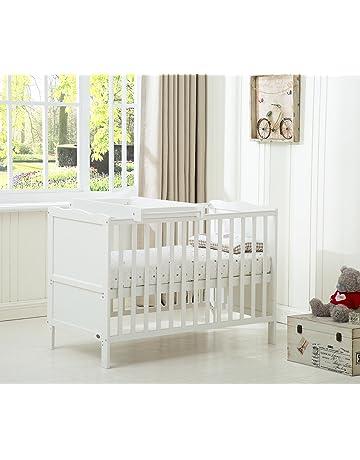 Mcc® Wooden Baby Cot Bed