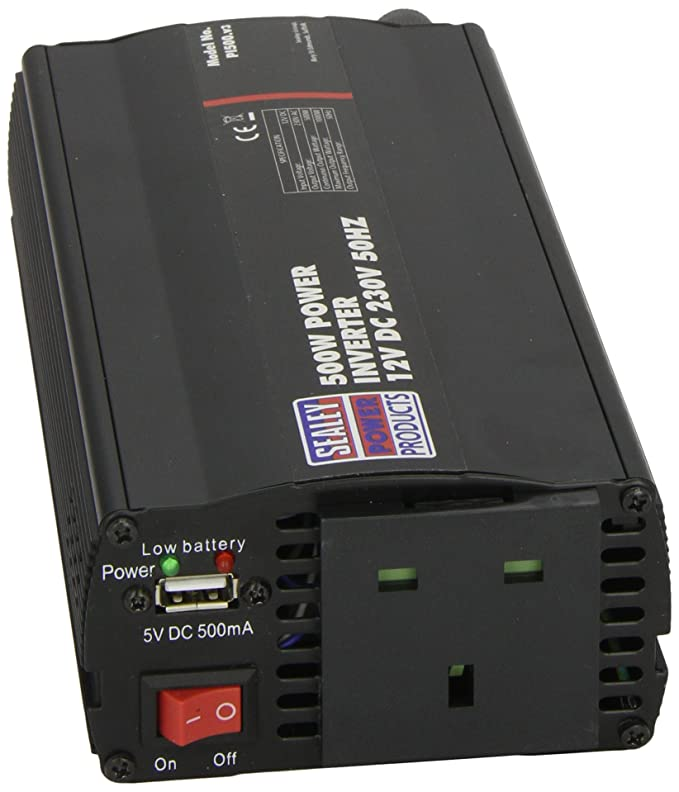 Draper Tools IN150 Draper 23244 DC-AC Inverter