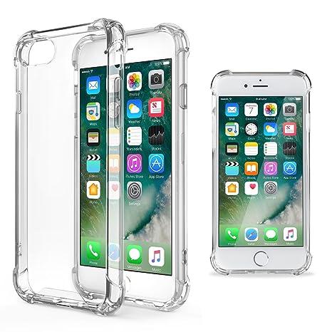 coque silicone transparente iphone 7