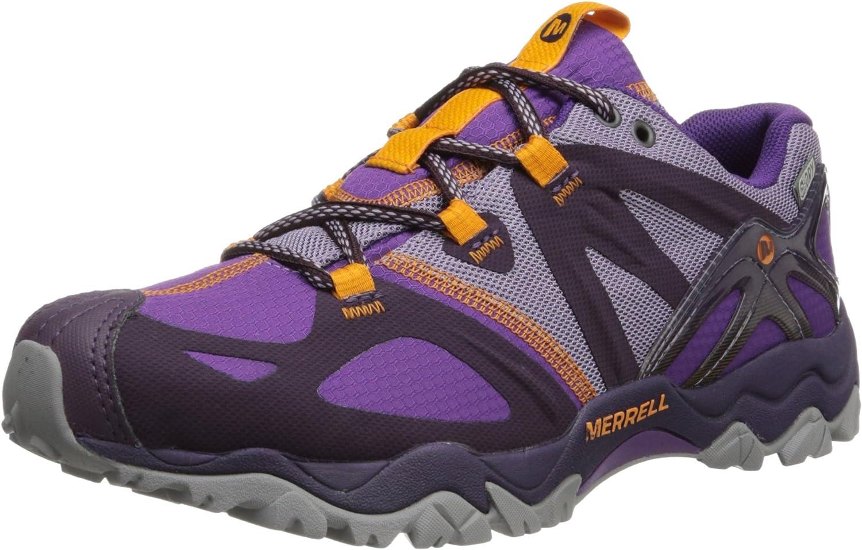Merrell - Zapatillas de Running para Mujer, Impermeables, diseño ...