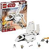 LEGO Juego de Construcción Star Wars Nave de Aterrizaje Imperial