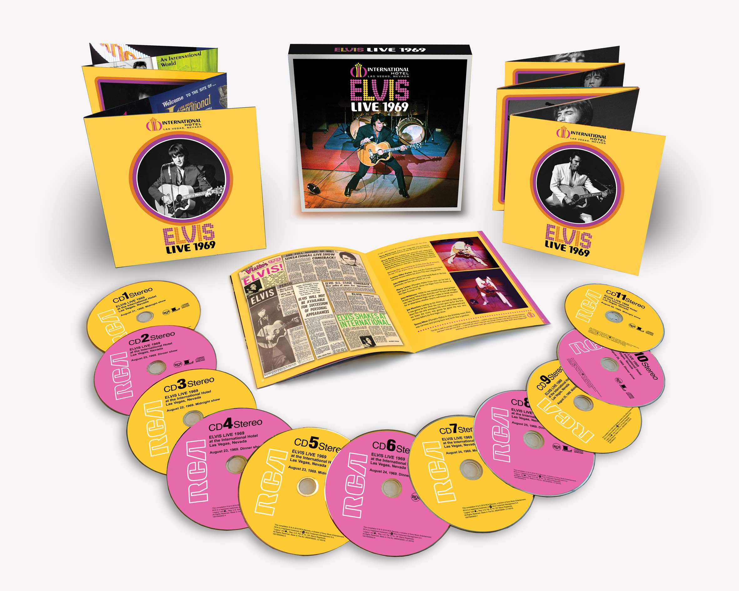 Live 1969 by Sony Legacy