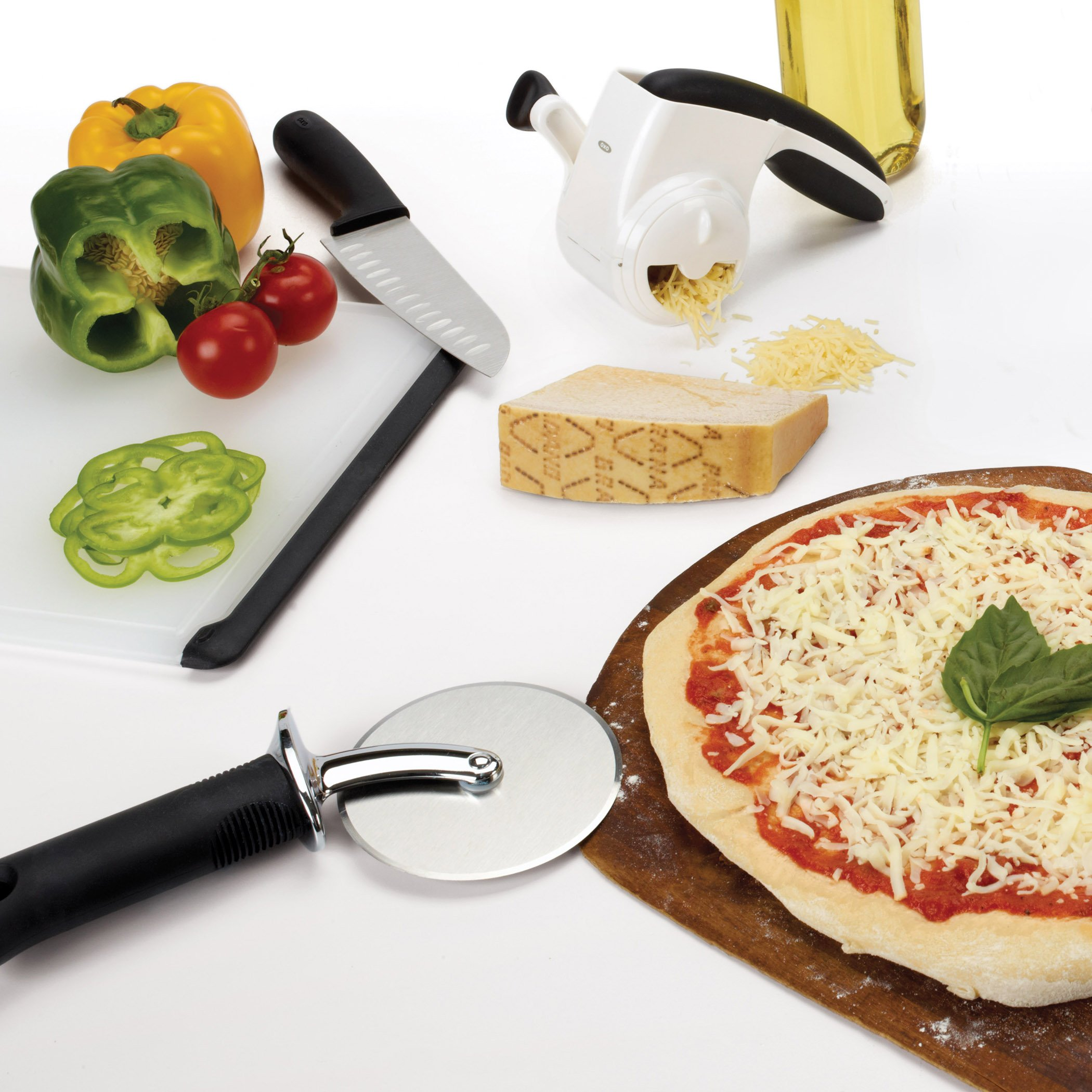 OXO Good Grips Utility Cutting Board by OXO (Image #4)