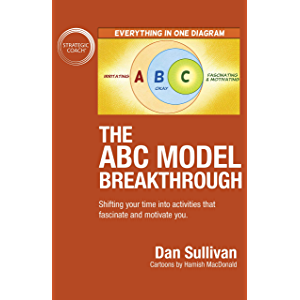 The ABC Model Breakthrough: Shifting your time into activities that fascinate and motivate you.