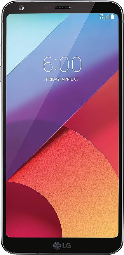 Amazon Com Lg G6 32gb Unlocked Gsm Android Phone W Dual 13mp Cameras Astro Black