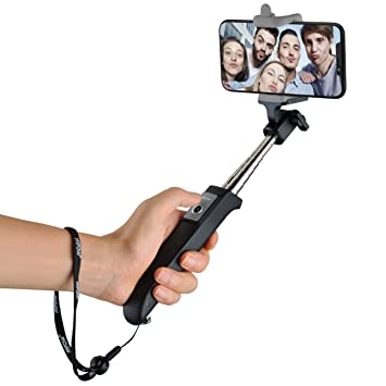 346c95121f3 Mpow isnap y Palo Selfie Bluetooth portátil
