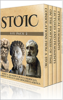 Amazon Letters from a Stoic Seneca Illustrated eBook