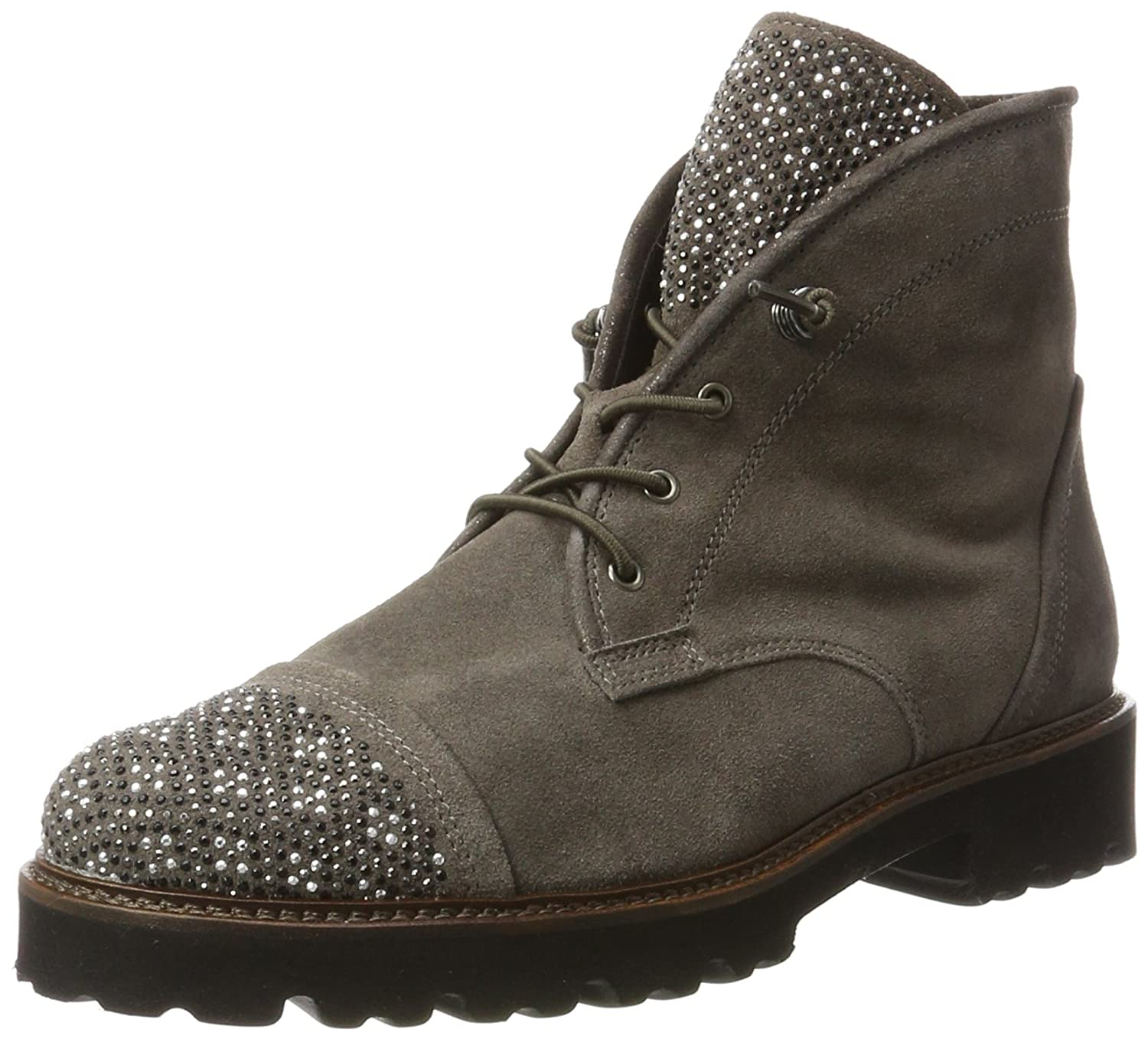 Braun (13 Wallaby Fango) Gabor Damen Fashion Stiefel
