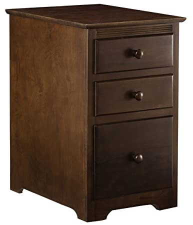 Amazon Atlantic Furniture Three Drawer File Cabinet Antique