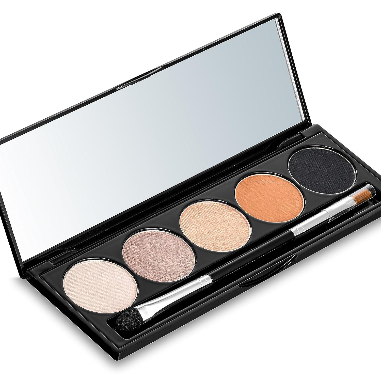 Jolie San Diego Mall Import 5 Pan Eye Shadow Palette Hot Kit Smokin' -