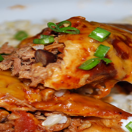 (Enchilada Recipes - Spicy and)
