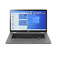 Deals on LG Gram 14-in Touch Laptop Intel Core i7, 1TB SSD