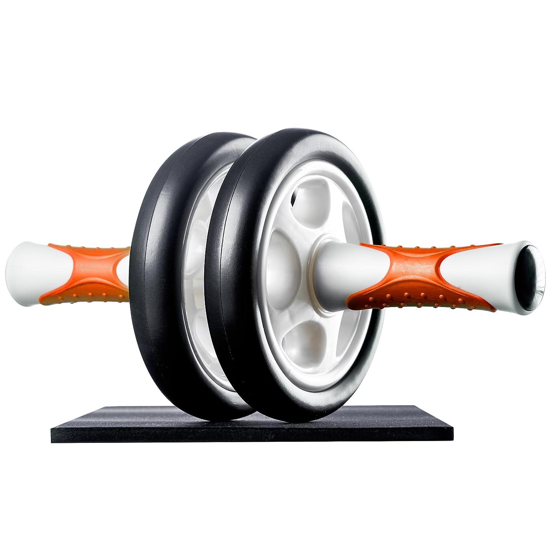 Ultrasport AB Roller Aparato de abdominales para mujeres para fitness musculación y