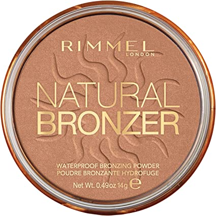 Oferta amazon: Rimmel London Natural Bronzer Polvos Tono 027 Sun Dance - 14 gr