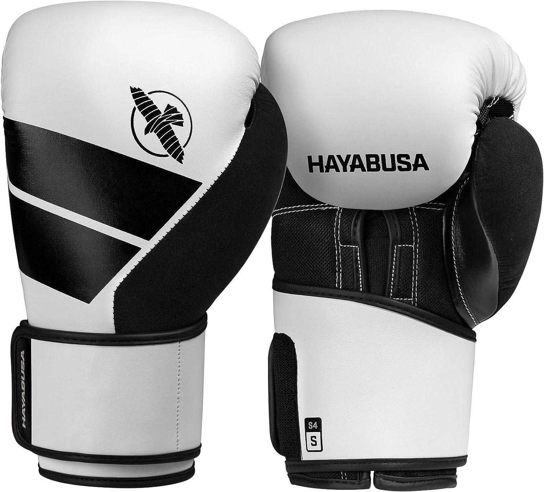 Hayabusa S4 Guantes de Boxeo y Handwraps: Amazon.es: Deportes y aire libre