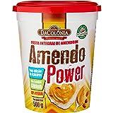 Amendopower Pasta De Amendoim Integral Zero 500G