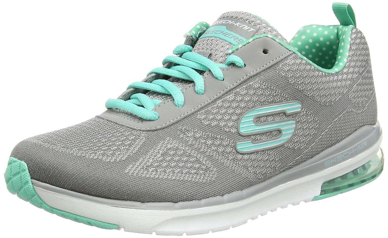 Skechers Skech-Air Infinity Damen Sneakers Grau (Cctq)