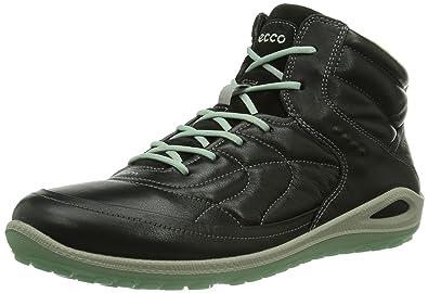 c1c51fb34e ECCO Women's Biom Grip Lite Trainers, Black, 8 UK: Amazon.co.uk ...