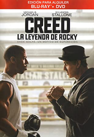 CREED la leyenda de rocky Blu Ray + DVD Alquiler: Amazon.es: Cine y Series TV