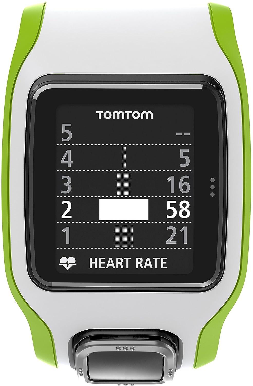 TomTom Runner - Reloj con GPS para correr: Amazon.es: Deportes y aire libre