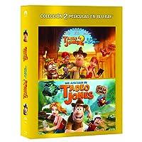 Pack: Tadeo Jones 1 + Tadeo Jones 2 [Blu-ray]