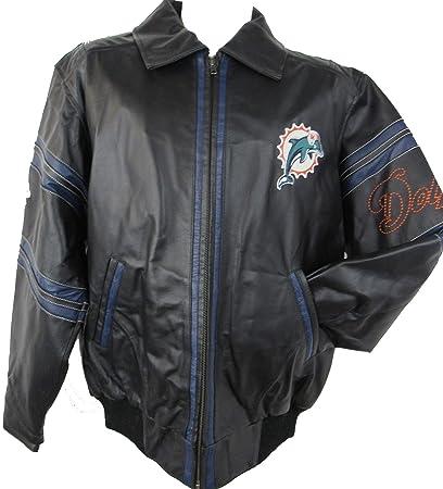 8d3c5b57 Amazon.com : G-III Sports Miami Dolphins Mens Size Medium Full Zip ...