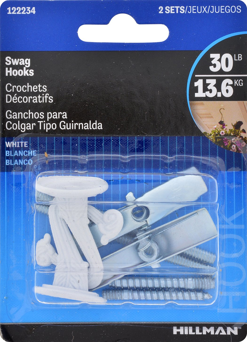 The Hillman Group 122234 Swag Hook