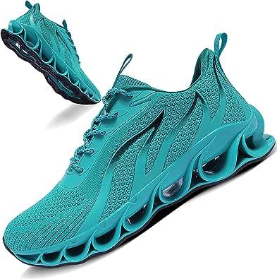 حذاء رياضي رجالي من TIAMOU لممارسة رياضة رياضة رياضة ويهتي للركض