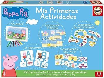 Peppa Pig- Mis Primeras Actividades (Educa Borrás 17249.0)