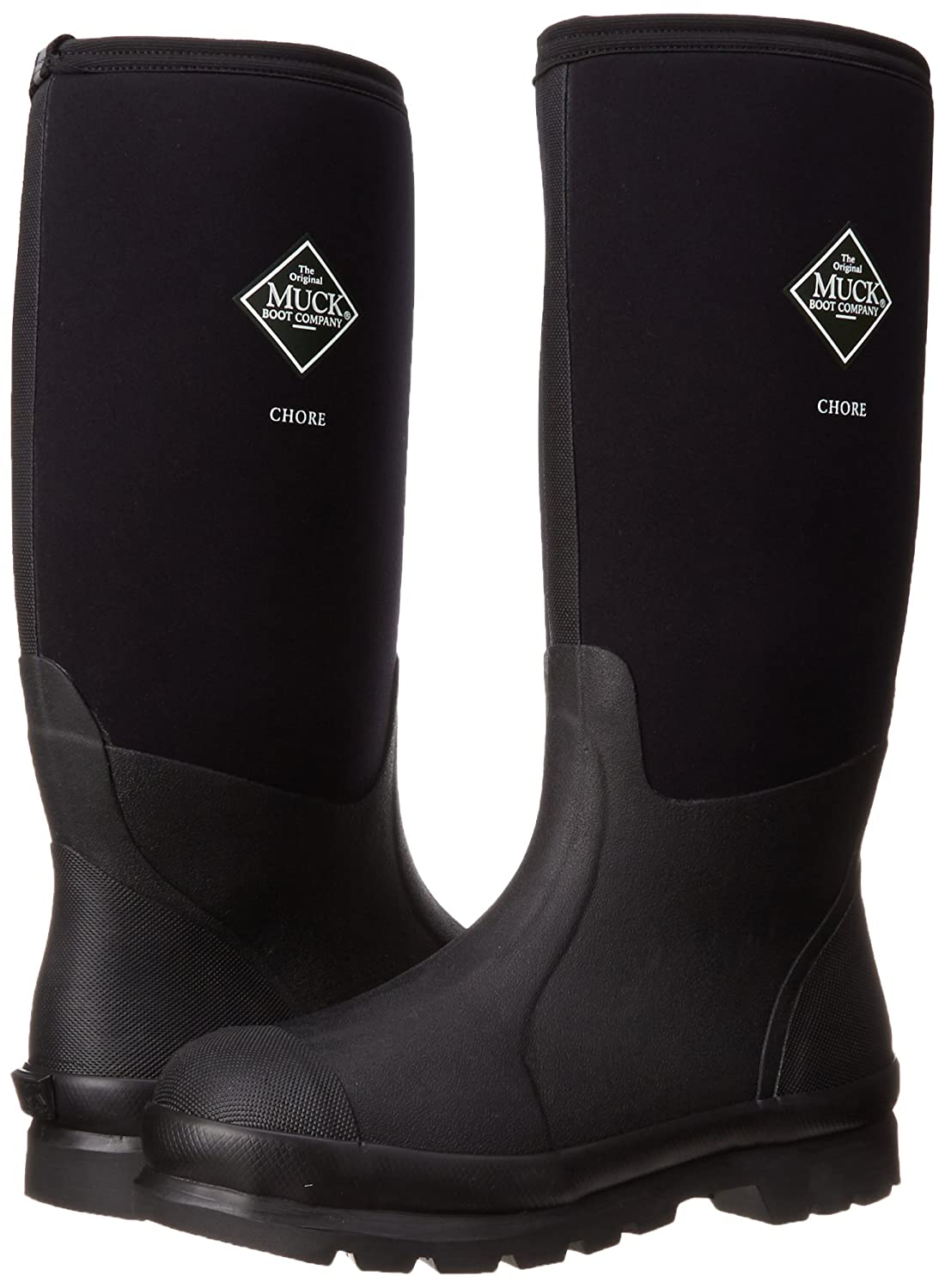 Muck Boots Chore High, Unisex Adults' Work Wellingtons: Amazon.co ...