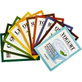 Skinfood Everyday Mask Sheet Variety Pack, 10 Count