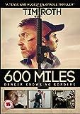 600 Miles [DVD]