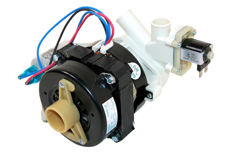 Kenwood 674000600041 Lavavajillas Bomba de recirculación Motor ...