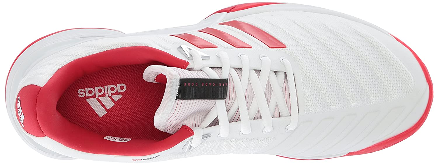 sports shoes 465f8 2d6c8 Amazon.com  adidas Womens Barricade 2018 W Tennis Shoe  Shoe
