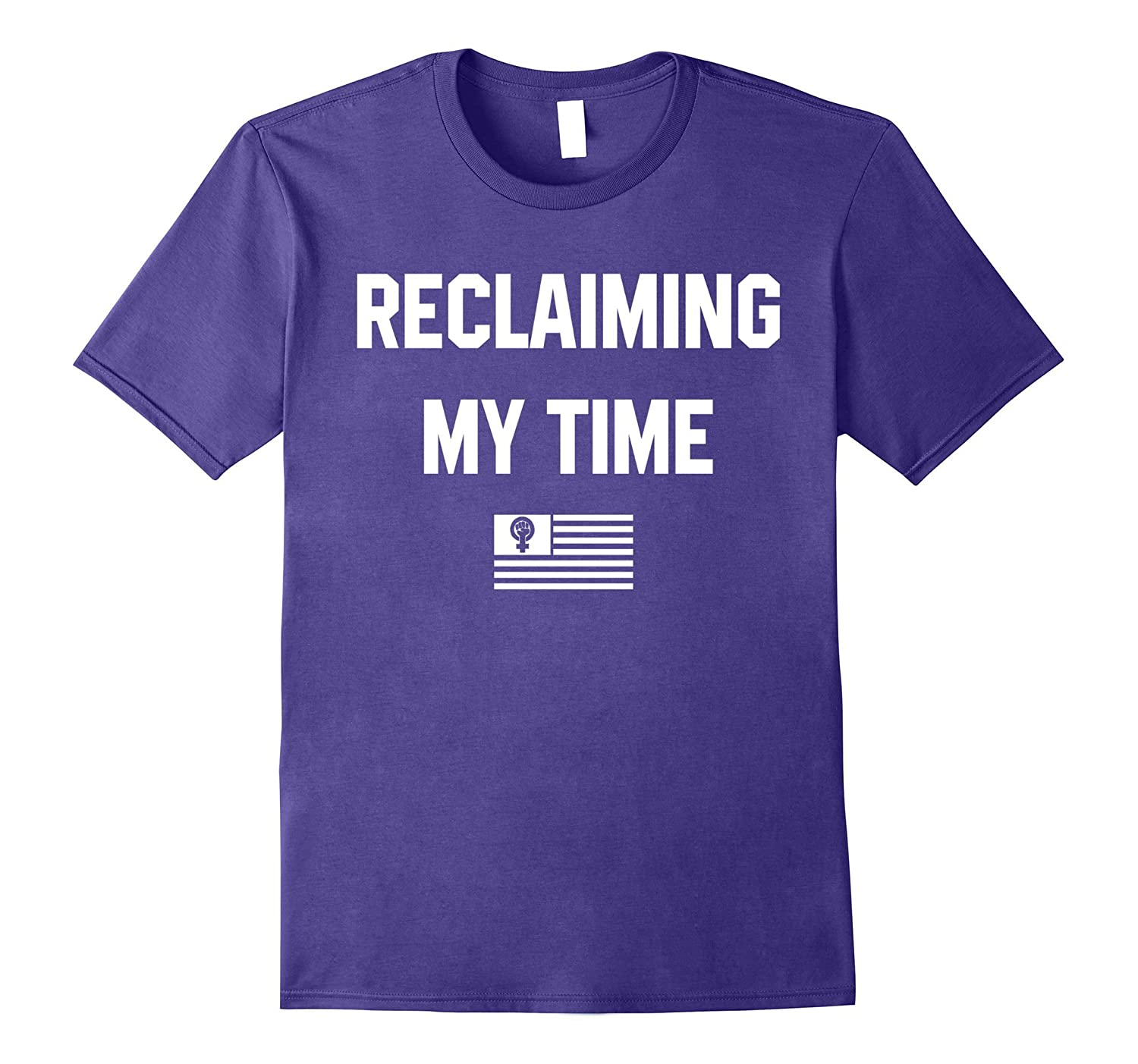 Reclaiming My Time T-Shirt-BN