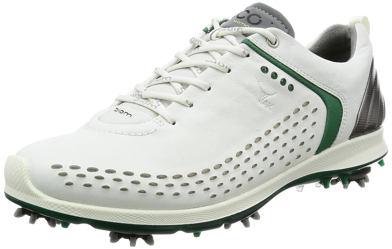[エコー] ゴルフシューズ ECCO GOLF BIOM G2 130614 B00LI0D076 29.5 cm WHITE/PURE GREEN