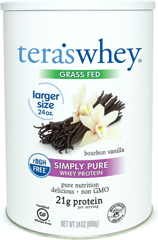 Whey Protein sabor vainilla orgánico