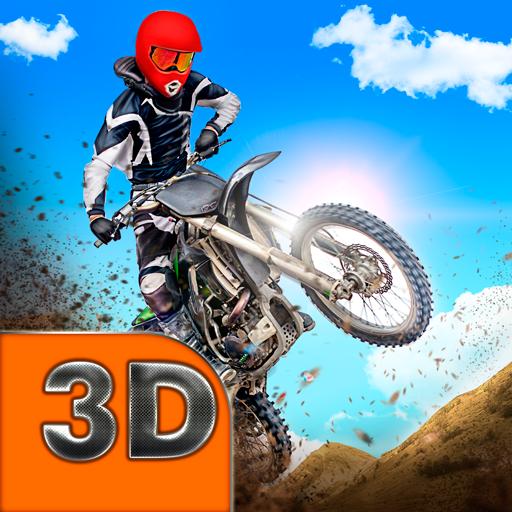Mountain Bike Offroad Race 3D (Best Amazing Race Challenges)