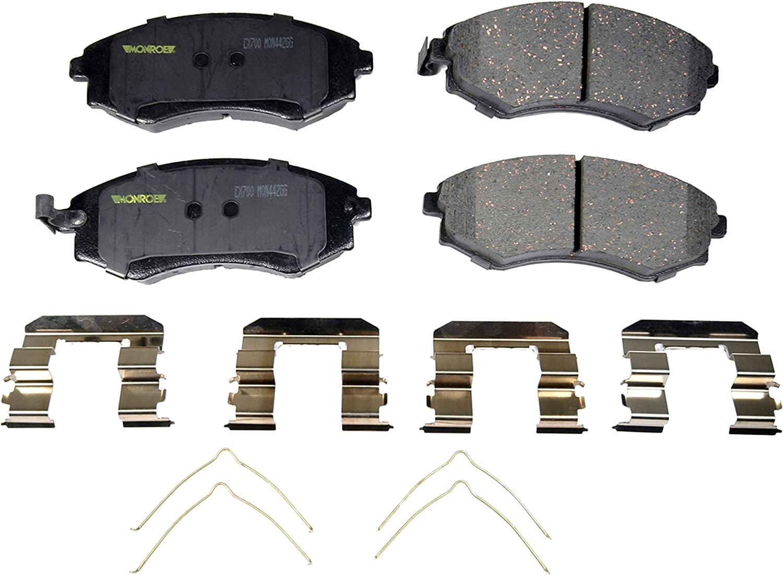 Monroe CX1507 Total Solution Ceramic Brake Pad