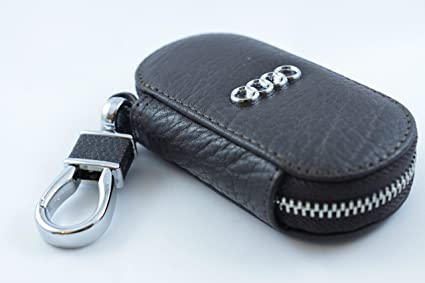 Amazon Com Luxury Car Key Holder Case Audi Hc002 Home Improvement