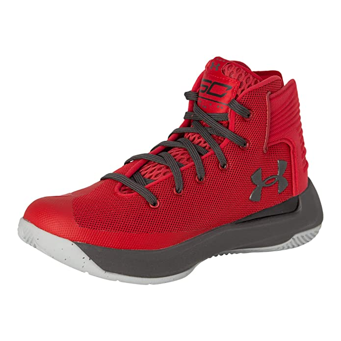 Under Armour Kids Mens UA PS Curry 3ZERO Basketball (Little Kid)