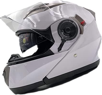 Amazon.es: Nat Hut Casco Moto Modular ECE Homologado Casco de Moto ...