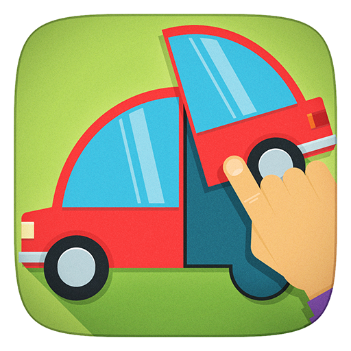 Trucks, Cranes, Vehicles and all car Free Puzzles Games - App For Kids Girls and Boys (Baby, Toddler and Preschool)