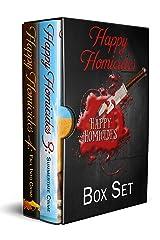 Happy Homicides Box Set: Happy Homicides 3: Summertime Crime and Happy Homicides 4: Fall Into Crime Kindle Edition