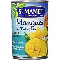 SAINT MAMET Mangues 2550 g  - Lot de 6